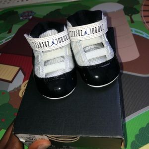 Authentic Jordan shoes for baby